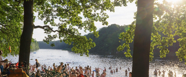 Lakes   visitBerlin.de