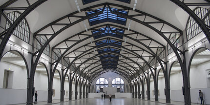 Museum Hamburger Bahnhof in Berlin