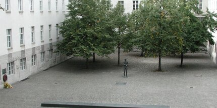 Memorial to the German Resistance in Berlin