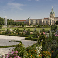 The Schlosspark in Charlottenburg