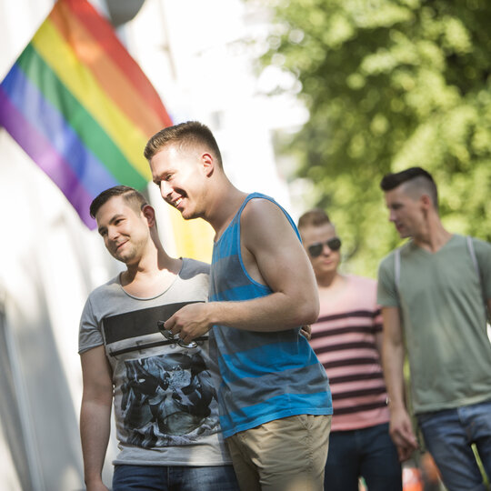 Schöneberg: Gay Neighbourhood in  Berlin