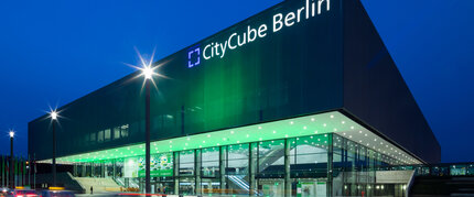 City Cube Messe Berlin