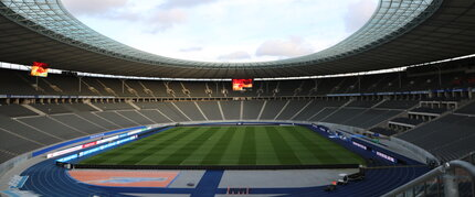 Guided Stadium Tour at Olympiastadion Berlin
