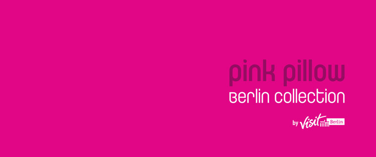 Die pink pillow Berlin Collection