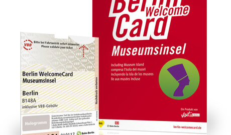 Tickets For The Museums Exhibitions In Berlin Visitberlin De