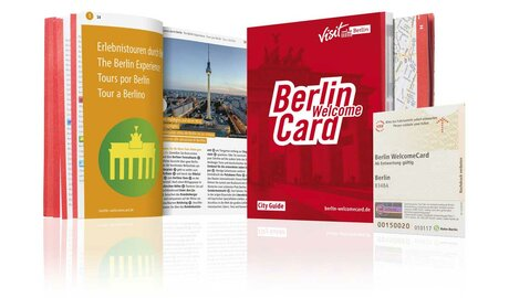 Berlin Welcome Card Das Offizielle Touristenticket Visitberlinde