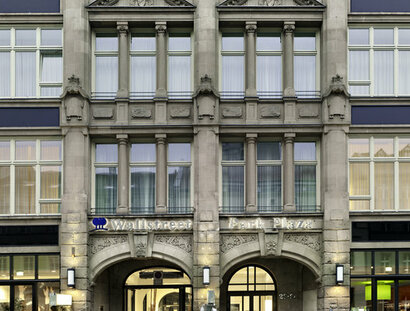 Hotels in Berlin | Park Plaza Wallstreet Berlin Mitte