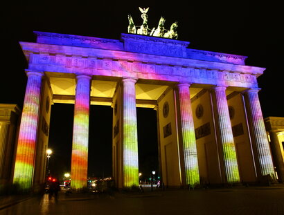 Festival of Lights Bustour Berlin