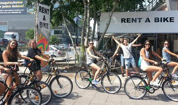 Rent a Bike & Bike Tours