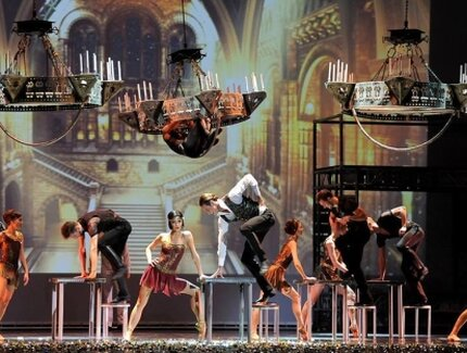 Veranstaltungen in Berlin: The great Gatsby Ballet