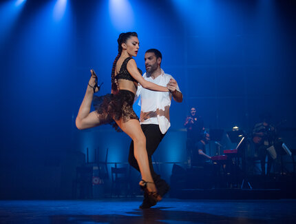 Veranstaltungen in Berlin: Break the Tango