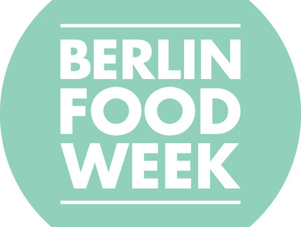 Logo: Berlin Food Week 2017