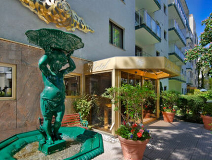 Hotels in Berlin | Hotel Villa Kastania