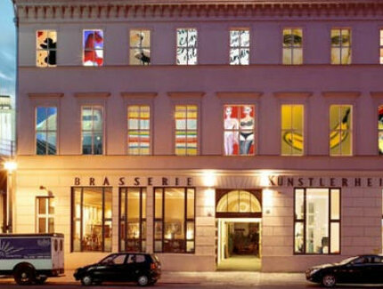Hotels in Berlin | Arte Luise Kunsthotel