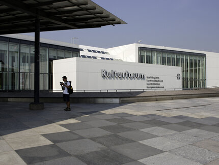 Kunstbibliothek Berlin am Kulturforum