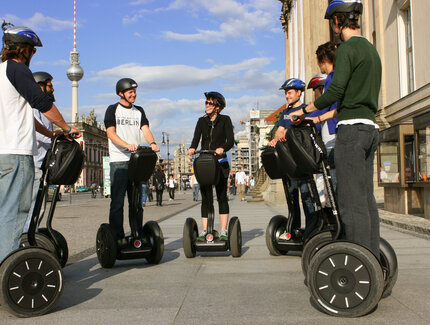 Berlin City Segway Tours