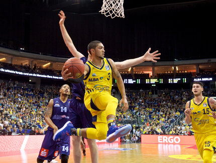 Basketballteam Alba Berlin