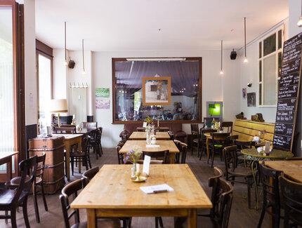 Cafés Visitberlinde