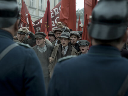 Babylon Berlin: Arbeiterproteste