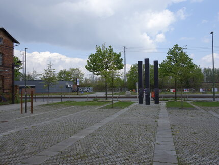 Rummelsburg memorial in Berlin
