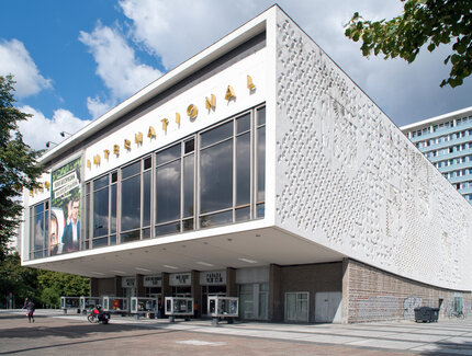 Cinéma International à Berlin