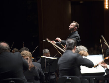 Kirill Petrenko conducts the Berlin Philharmonic