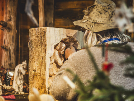 Arts and craft at the Berlin Christmas market