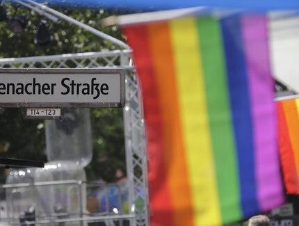 Queer nopeus dating Berlin