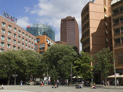 Quartier am Potsdamer Platz