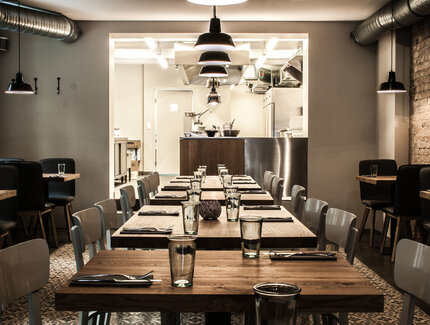 Restaurants für Gruppen | visitBerlin.de