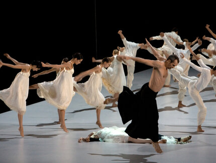 Romeo et Juliette - performance by the dance company Sasha Waltz+Guests