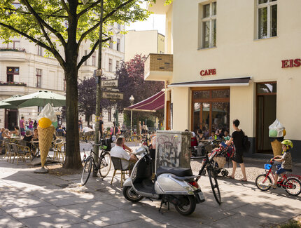 Walking tours in Berlins neighbourhoods