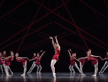 Staatsballett Berlin Balanchine Jewels