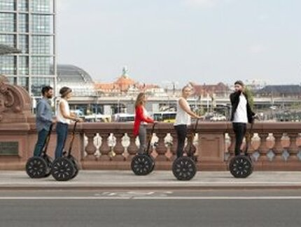 Discover Berlin with the Segway