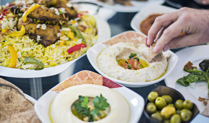 Arabic cuisine in Berlin