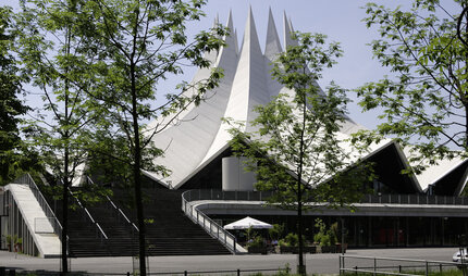 Tempodrom - concerts and congresses in Berlin