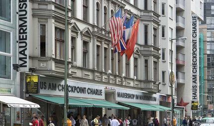 Mauermuseum am Checkpoint Charlie
