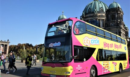 City Circle Bus Tour