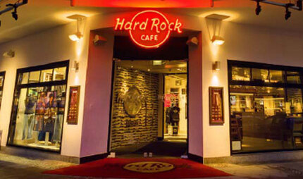 Hard Rock Cafe Berlin Restaurant Berlin