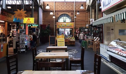 Armenius Markthalle Moabit