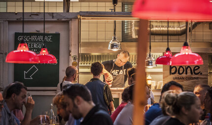 Streetfood Thursday in der Markthalle Neun