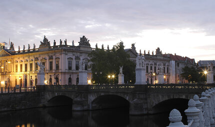 Palace Bridge Zeughaus