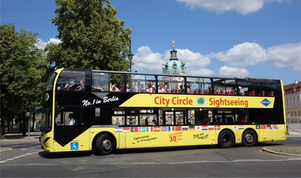 Berlin City Circle Sightseeing Tour