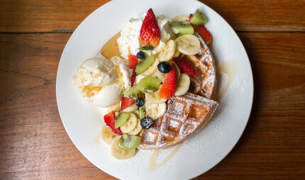 Waffles in Berlin