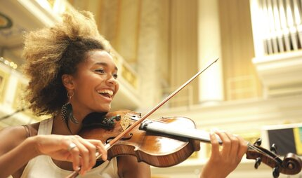 Young Euro Classic 2010 in Berlin - Baltic Youth Philharmonic