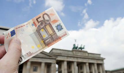 Germanys currency is Euro