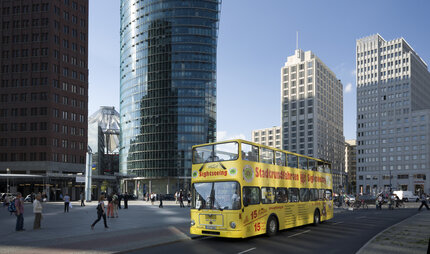 Stadtrundfahrt City Circle Sightseeing