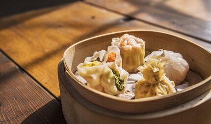 Dim Sum: Asian cuisine in Berlin