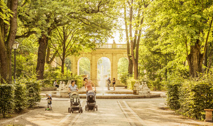 mrchenbrunnen im volkspark friedrichshain berlin