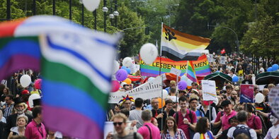 Gay Pride Parade takes every July place in Berlin